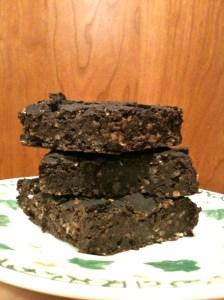 Black Bean Brownie 2