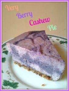 Very Berry Cashew Pie 4