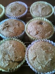 PBJ Banana Muffins 2