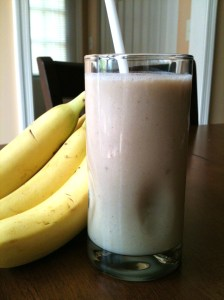 Apple Banana Energy Smoothie