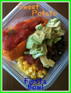 Sweet Potato Fiesta Bowl