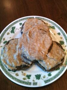 Almond Coconut Pancakes