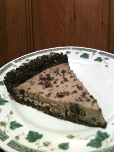 Chocolate Coconut Crust