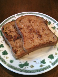 PB French Toast
