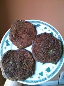 Zucchini Bread Pancakes 3