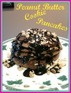 PB Cookie Pancakes 5