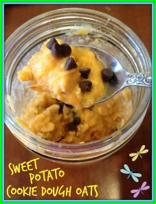 Sweet Potato Cookie Dough Oats 3