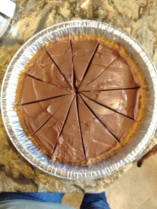 Chocolate Pie 5