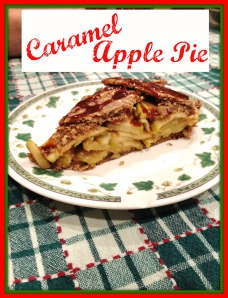 Caramel Apple Pie 3