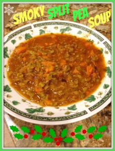 Smoked Split Pea Soup 2