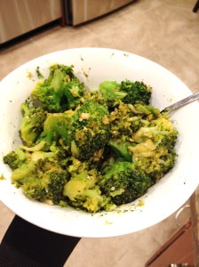 Orange Ginger Broccoli 2