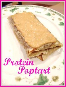 Protein Poptart