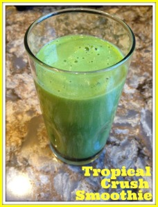 Tropical Crush Smoothie