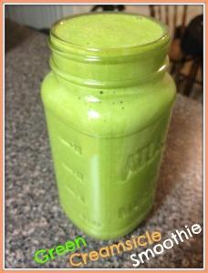Green Creamsicle 2