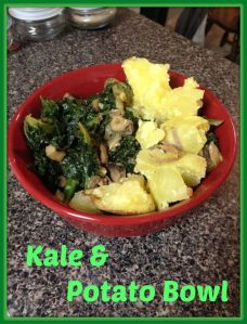 Kale Potato Bowl