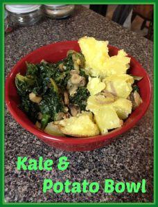 Kale Potato Bowl
