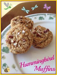 Hummingbird Muffins
